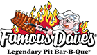 Famous Dave's nutrition
