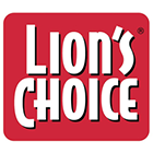 Lion's Choice menu