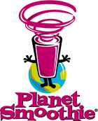 Planet Smoothie menu