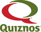 Quiznos near South Carolina