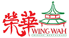 Wing Wah menu