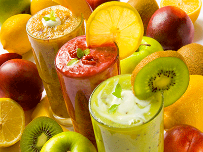 Smoothies near